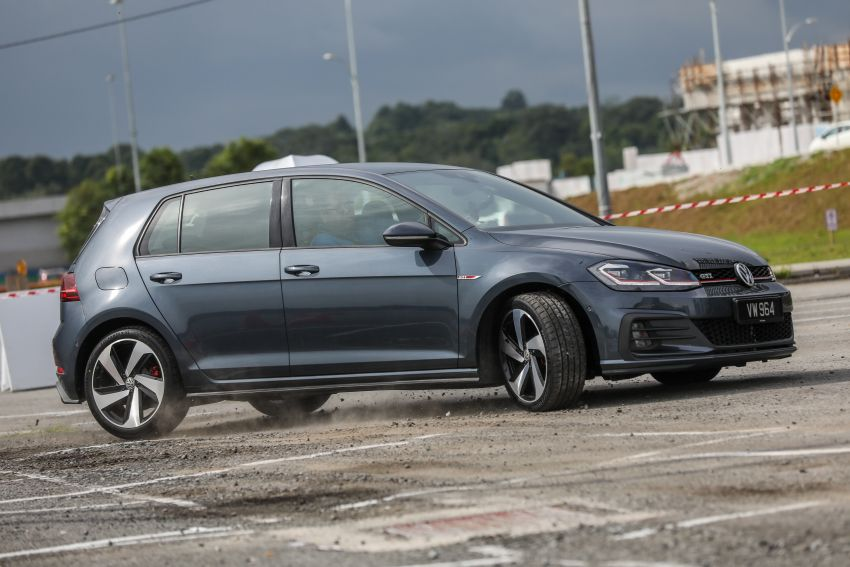 DRIVEN: Volkswagen Golf Mk7.5 – meeting all needs Image #852197