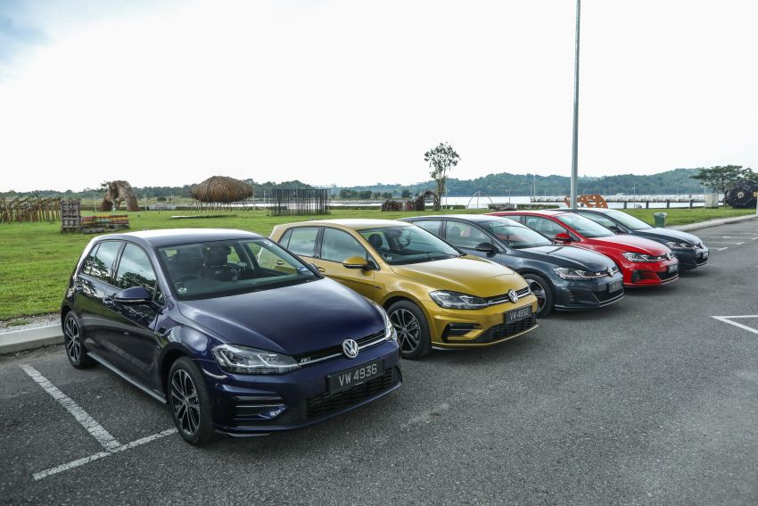 DRIVEN: Volkswagen Golf Mk7.5 – meeting all needs Image #852200