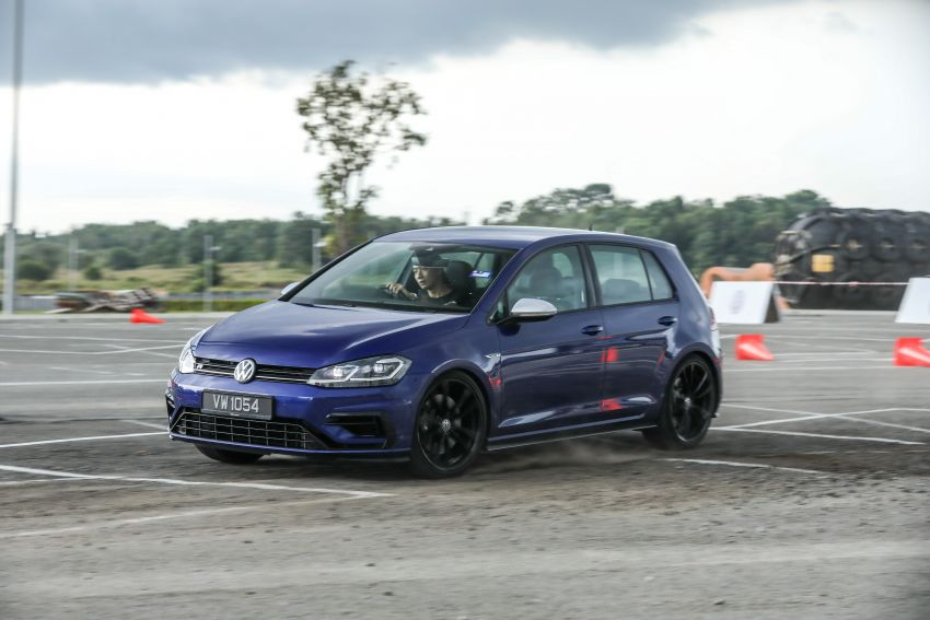 DRIVEN: Volkswagen Golf Mk7.5 – meeting all needs Image #852202