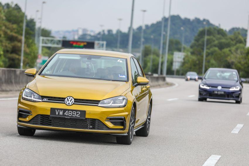 DRIVEN: Volkswagen Golf Mk7.5 – meeting all needs Image #852161