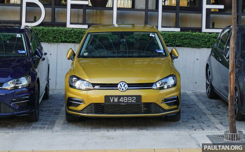 DRIVEN: Volkswagen Golf Mk7.5 – meeting all needs Image #852106
