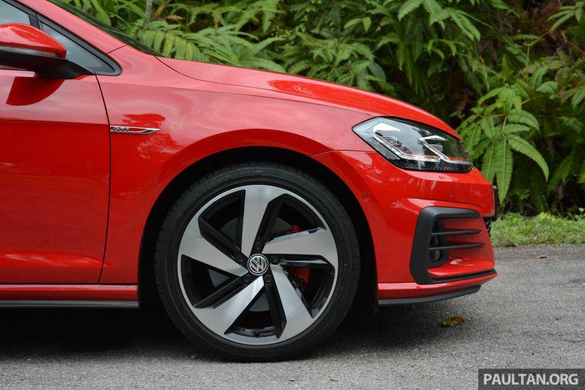 DRIVEN: Volkswagen Golf Mk7.5 – meeting all needs Image #852115