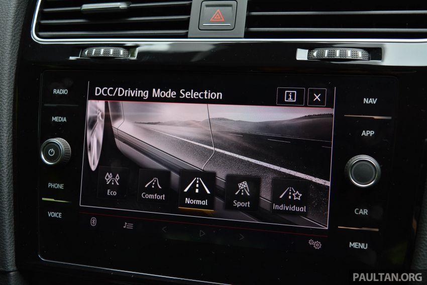 DRIVEN: Volkswagen Golf Mk7.5 – meeting all needs Image #852119