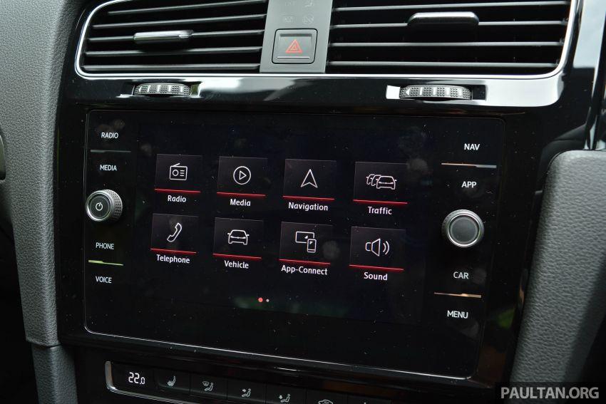 DRIVEN: Volkswagen Golf Mk7.5 – meeting all needs Image #852120