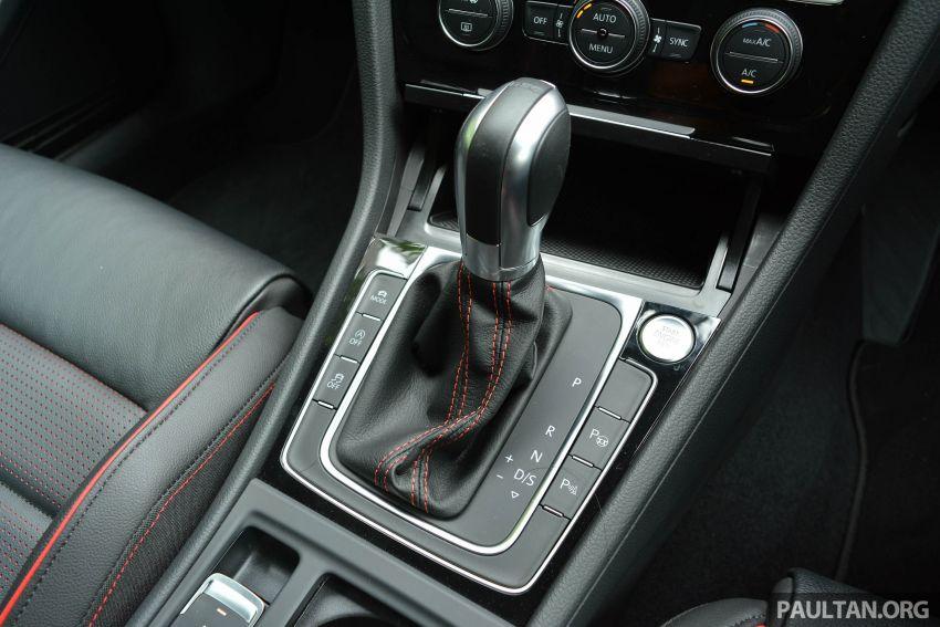 DRIVEN: Volkswagen Golf Mk7.5 – meeting all needs Image #852121