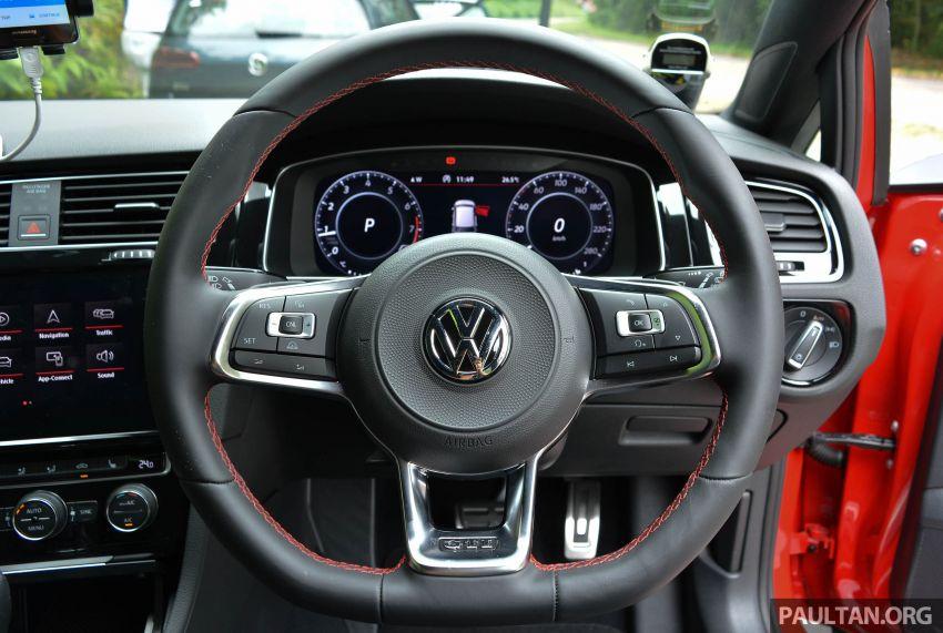 DRIVEN: Volkswagen Golf Mk7.5 – meeting all needs Image #852122