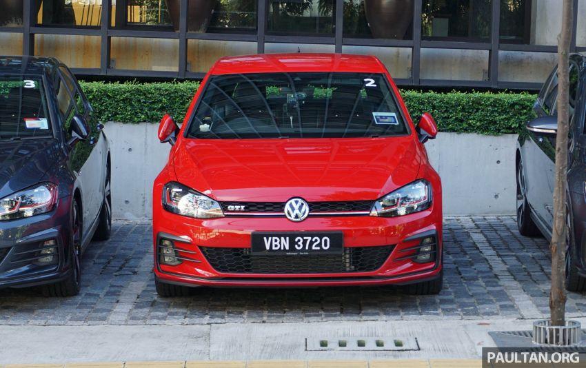 DRIVEN: Volkswagen Golf Mk7.5 – meeting all needs Image #852107