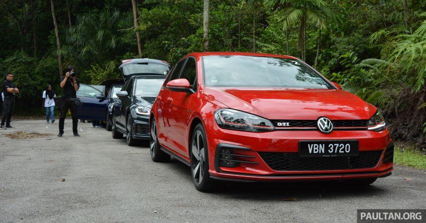 DRIVEN: Volkswagen Golf Mk7.5 – meeting all needs Image #852128