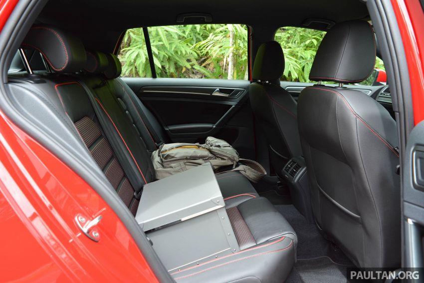 DRIVEN: Volkswagen Golf Mk7.5 – meeting all needs Image #852129