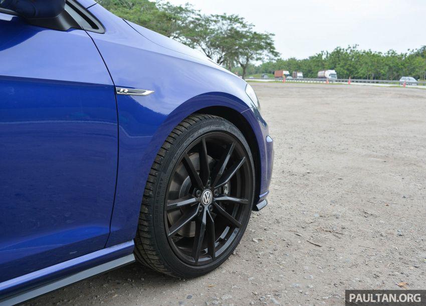 DRIVEN: Volkswagen Golf Mk7.5 – meeting all needs Image #852131
