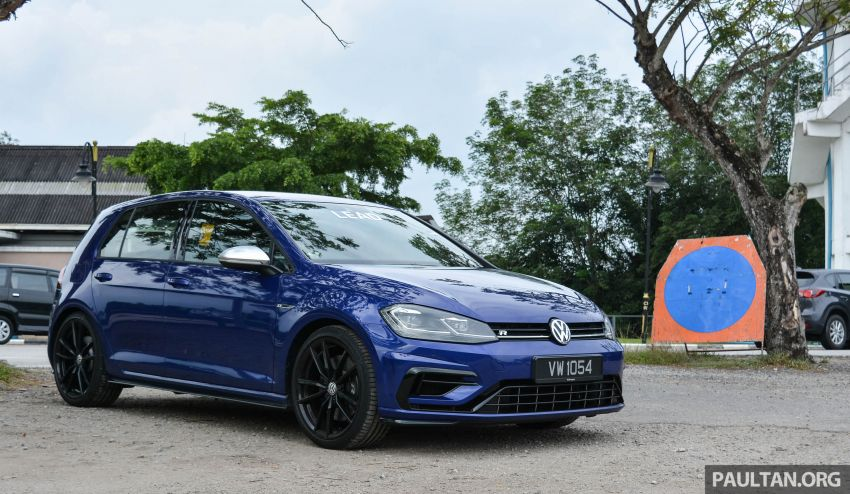 DRIVEN: Volkswagen Golf Mk7.5 – meeting all needs Image #852132