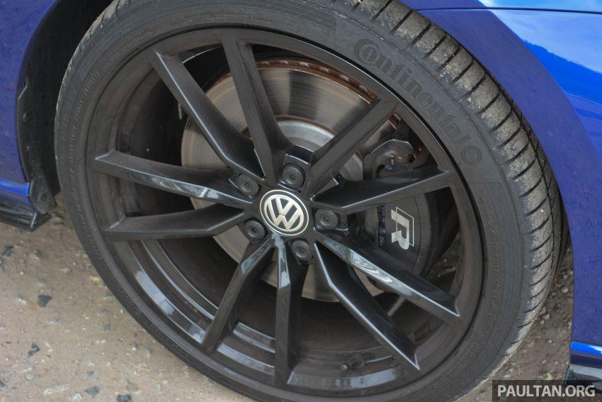 DRIVEN: Volkswagen Golf Mk7.5 – meeting all needs Image #852134