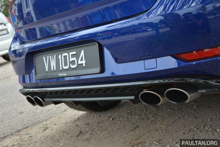 DRIVEN: Volkswagen Golf Mk7.5 – meeting all needs Image #852135