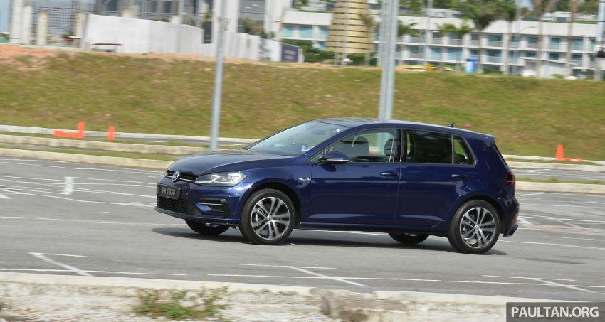 DRIVEN: Volkswagen Golf Mk7.5 – meeting all needs Image #852142