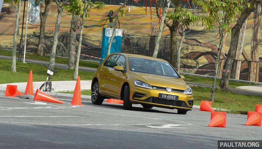 DRIVEN: Volkswagen Golf Mk7.5 – meeting all needs Image #852143