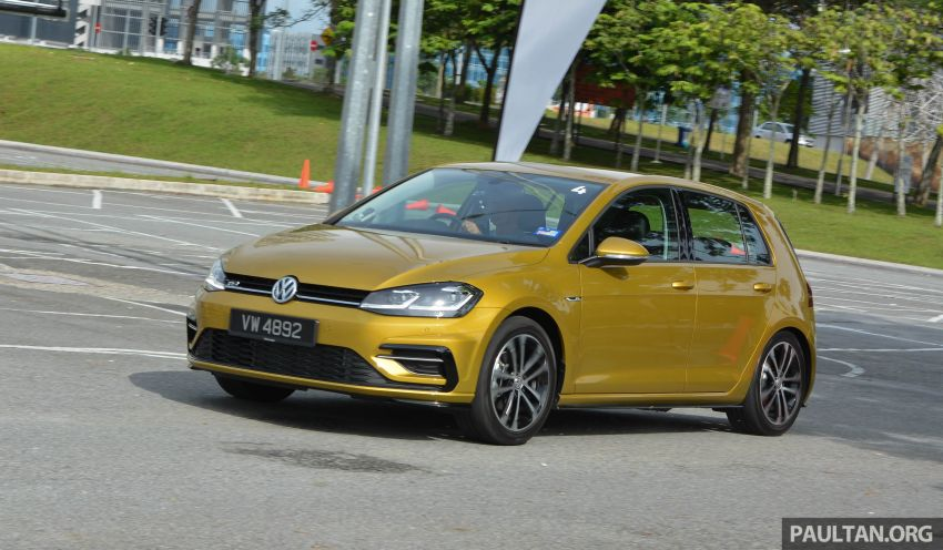 DRIVEN: Volkswagen Golf Mk7.5 – meeting all needs Image #852144