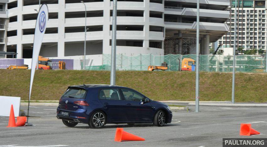 DRIVEN: Volkswagen Golf Mk7.5 – meeting all needs Image #852145