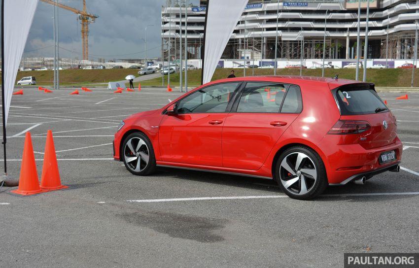 DRIVEN: Volkswagen Golf Mk7.5 – meeting all needs Image #852147