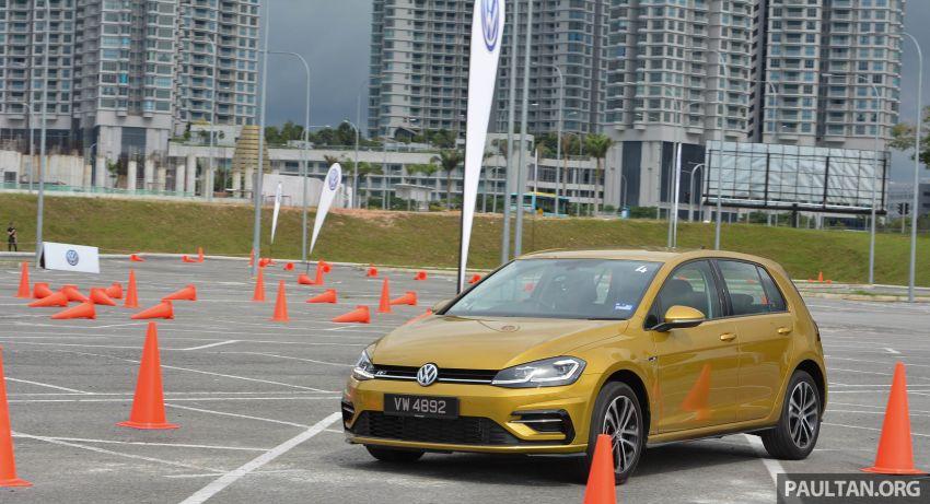 DRIVEN: Volkswagen Golf Mk7.5 – meeting all needs Image #852148