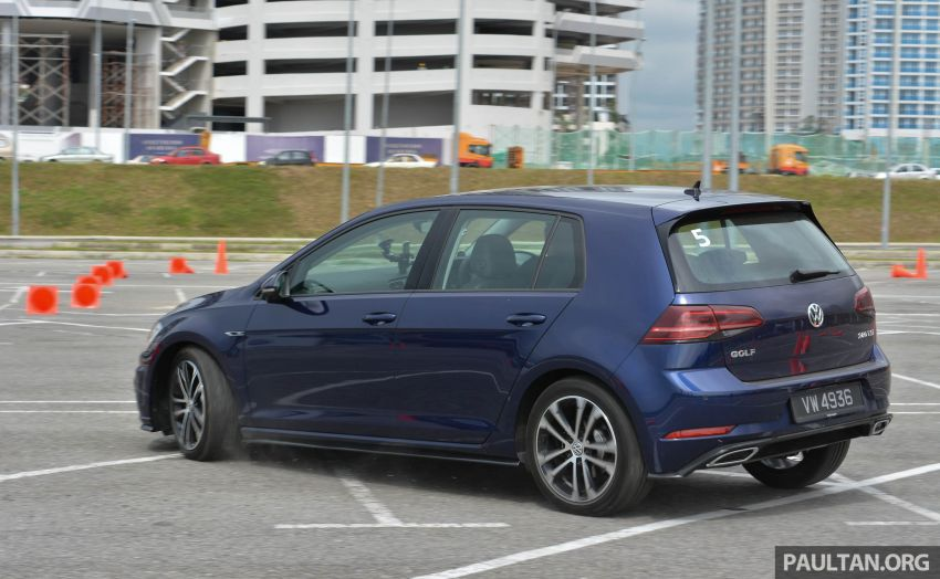 DRIVEN: Volkswagen Golf Mk7.5 – meeting all needs Image #852150