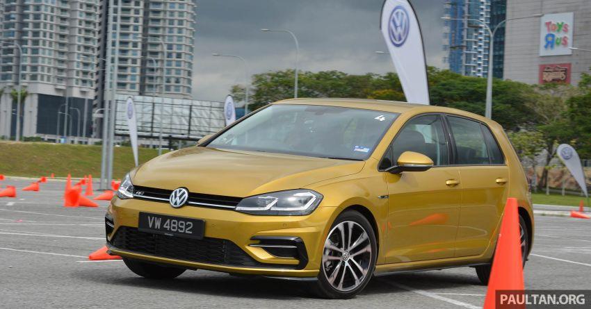 DRIVEN: Volkswagen Golf Mk7.5 – meeting all needs Image #852151