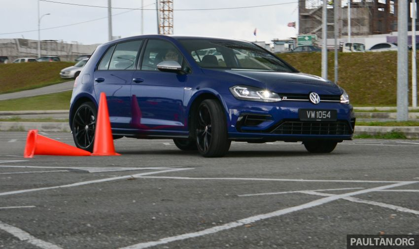 DRIVEN: Volkswagen Golf Mk7.5 – meeting all needs Image #852154