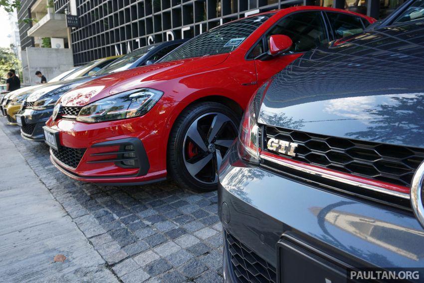 DRIVEN: Volkswagen Golf Mk7.5 – meeting all needs Image #852110