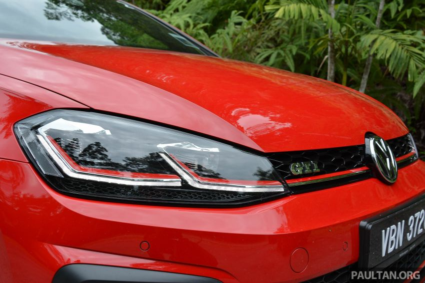 DRIVEN: Volkswagen Golf Mk7.5 – meeting all needs Image #852114