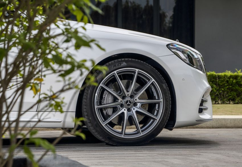 W222 Mercedes-Benz S-Class facelift launched in Malaysia – S450 L, 9G-Tronic, 3.0L V6, RM699,888 Image #845631