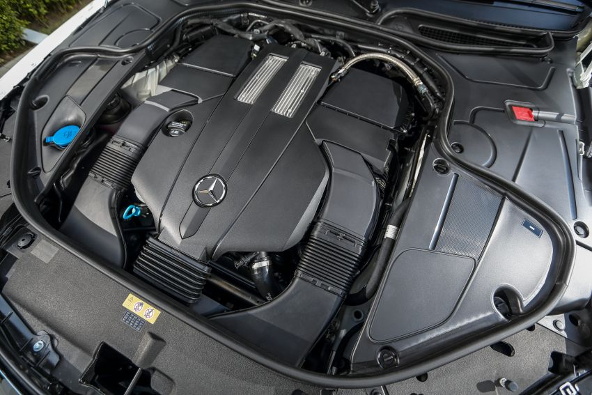 W222 Mercedes-Benz S-Class facelift launched in Malaysia – S450 L, 9G-Tronic, 3.0L V6, RM699,888 Image #845634