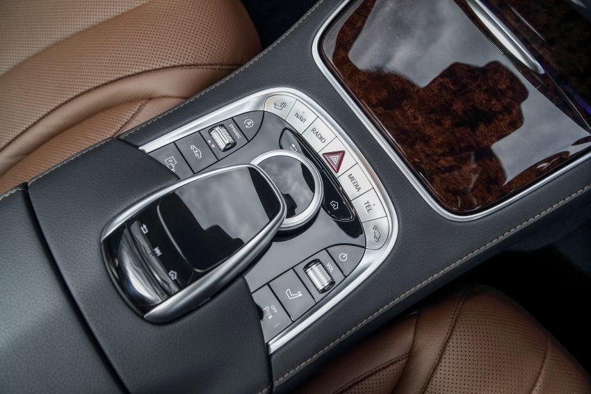 W222 Mercedes-Benz S-Class facelift launched in Malaysia – S450 L, 9G-Tronic, 3.0L V6, RM699,888 Image #845639