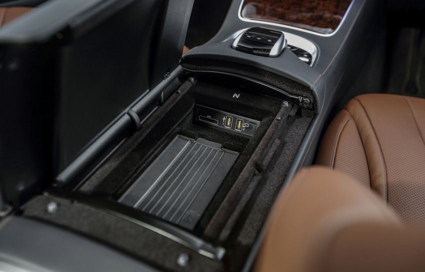 W222 Mercedes-Benz S-Class facelift launched in Malaysia – S450 L, 9G-Tronic, 3.0L V6, RM699,888 Image #845640