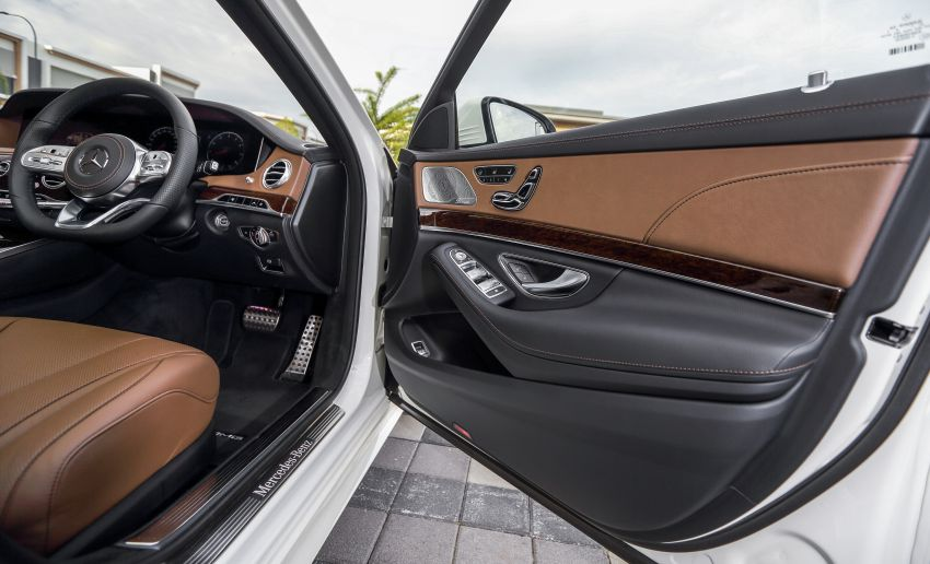 W222 Mercedes-Benz S-Class facelift launched in Malaysia – S450 L, 9G-Tronic, 3.0L V6, RM699,888 Image #845641