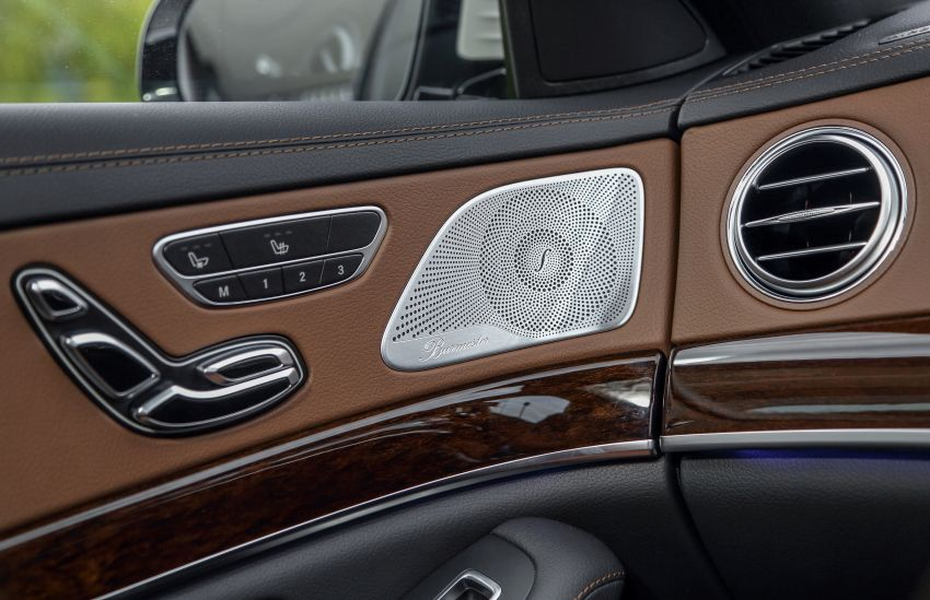 W222 Mercedes-Benz S-Class facelift launched in Malaysia – S450 L, 9G-Tronic, 3.0L V6, RM699,888 Image #845642
