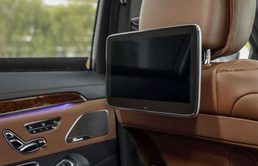 W222 Mercedes-Benz S-Class facelift launched in Malaysia – S450 L, 9G-Tronic, 3.0L V6, RM699,888 Image #845644