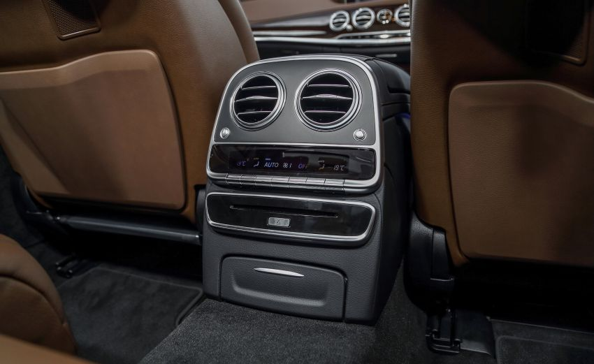 W222 Mercedes-Benz S-Class facelift launched in Malaysia – S450 L, 9G-Tronic, 3.0L V6, RM699,888 Image #845645