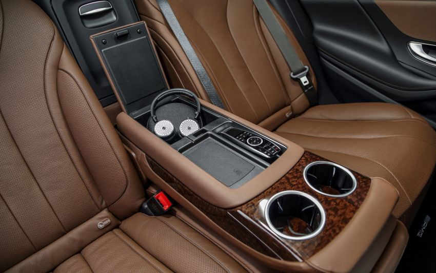 W222 Mercedes-Benz S-Class facelift launched in Malaysia – S450 L, 9G-Tronic, 3.0L V6, RM699,888 Image #845647