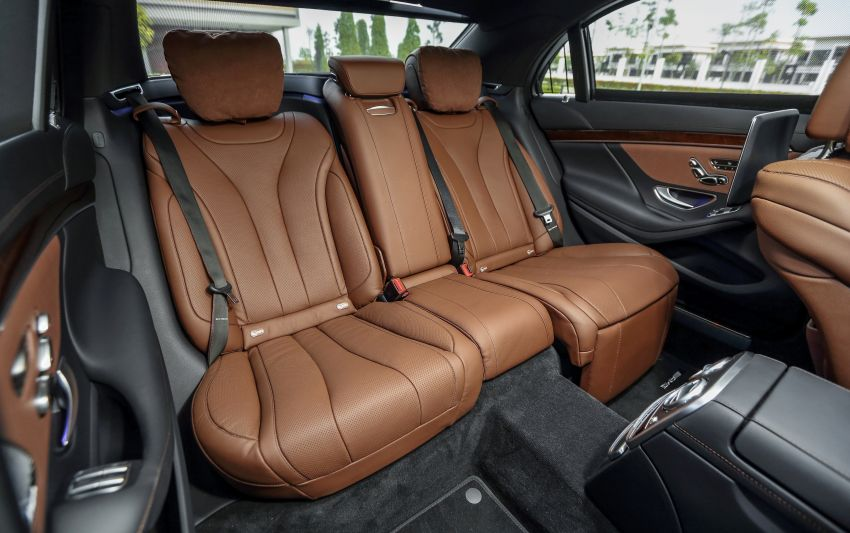 W222 Mercedes-Benz S-Class facelift launched in Malaysia – S450 L, 9G-Tronic, 3.0L V6, RM699,888 Image #845650