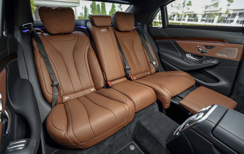 W222 Mercedes-Benz S-Class facelift launched in Malaysia – S450 L, 9G-Tronic, 3.0L V6, RM699,888 Image #845651