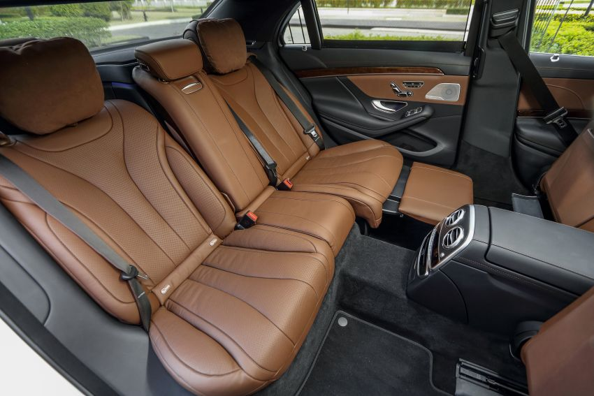 W222 Mercedes-Benz S-Class facelift launched in Malaysia – S450 L, 9G-Tronic, 3.0L V6, RM699,888 Image #845652