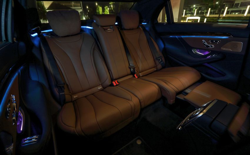 W222 Mercedes-Benz S-Class facelift launched in Malaysia – S450 L, 9G-Tronic, 3.0L V6, RM699,888 Image #845659