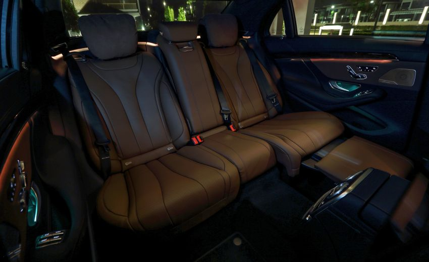 W222 Mercedes-Benz S-Class facelift launched in Malaysia – S450 L, 9G-Tronic, 3.0L V6, RM699,888 Image #845660