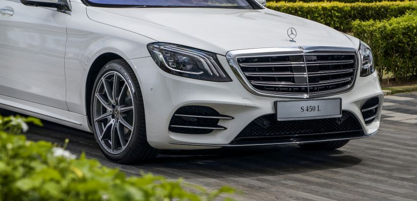 W222 Mercedes-Benz S-Class facelift launched in Malaysia – S450 L, 9G-Tronic, 3.0L V6, RM699,888 Image #845669