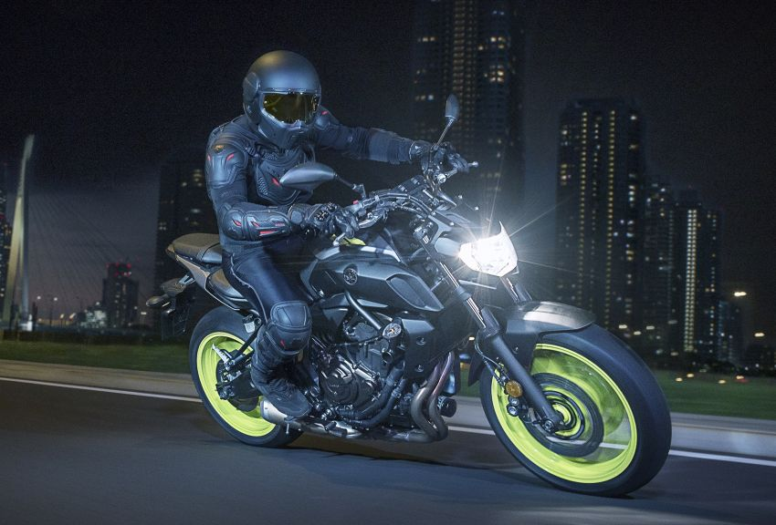 2019 Yamaha MT-07 in Malaysia during third quarter? Image #848512