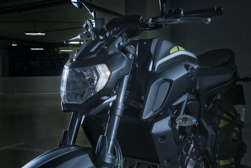 2019 Yamaha MT-07 in Malaysia during third quarter? Image #848547