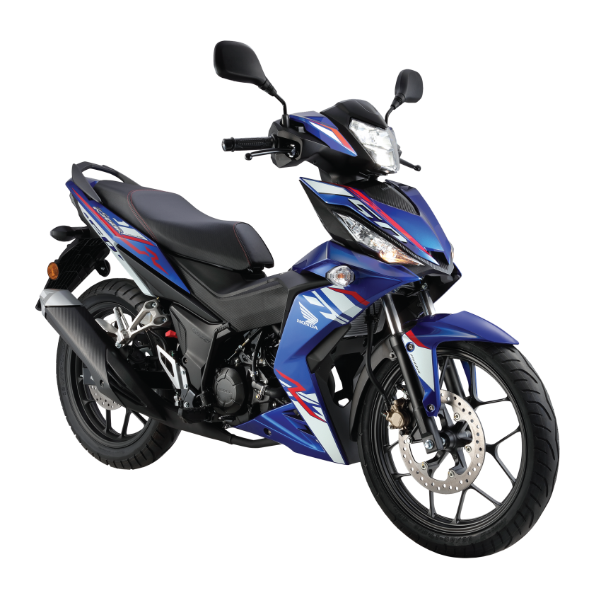 2018 Honda RS150R in new colours  – from RM7,999 Image #846989