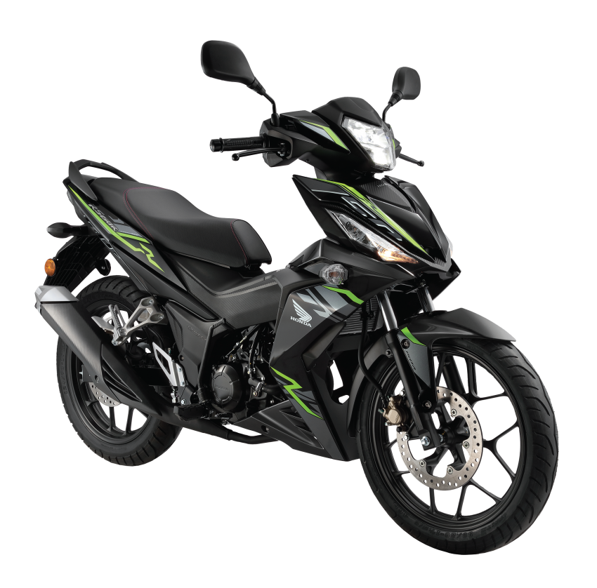2018 Honda RS150R in new colours  – from RM7,999 Image #846991