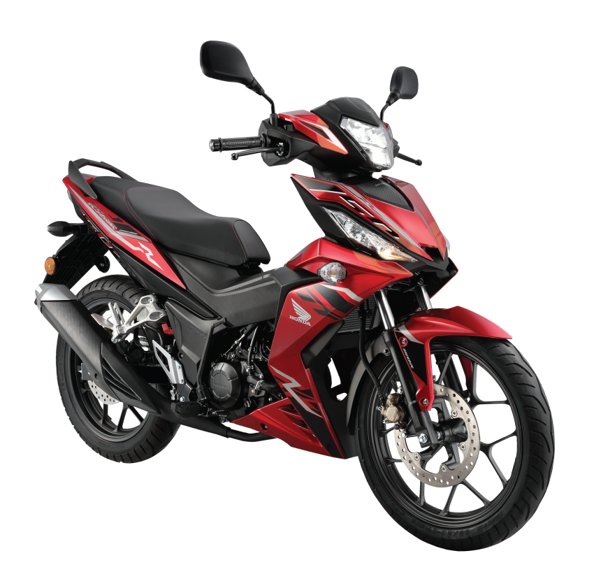 2018 Honda RS150R in new colours  – from RM7,999 Image #846992