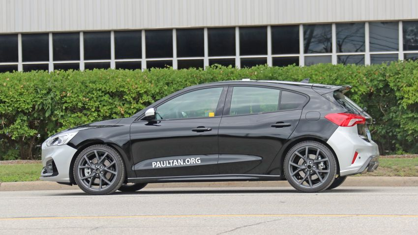 SPIED: 2019 Ford Focus ST – 275 hp from 1.5L 3-cyl? Image #853936