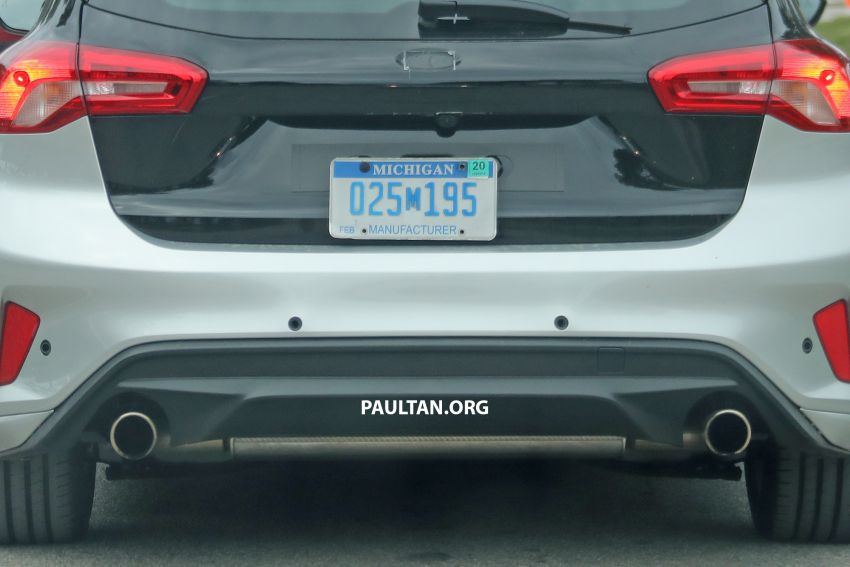 SPIED: 2019 Ford Focus ST – 275 hp from 1.5L 3-cyl? Image #853943